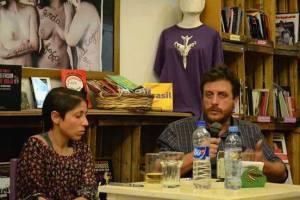 Vanesa Orieta, hermana de Luciano Arruga y Gaston Chillier del CELS