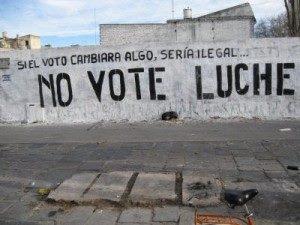 grafiti de algún lugar de Buenos Aires