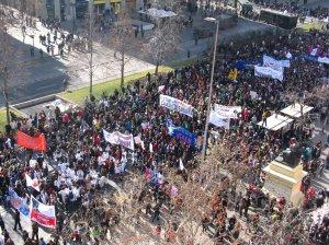 Marcha_de_estudiantes_Chile