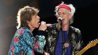 Jagger y Richards vigentes a pesar del paso del tiempo