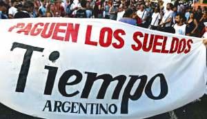 Foto: Tiempo Argentino