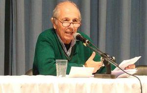 Carlos Aznarez, director de Resumen Latinoamericano